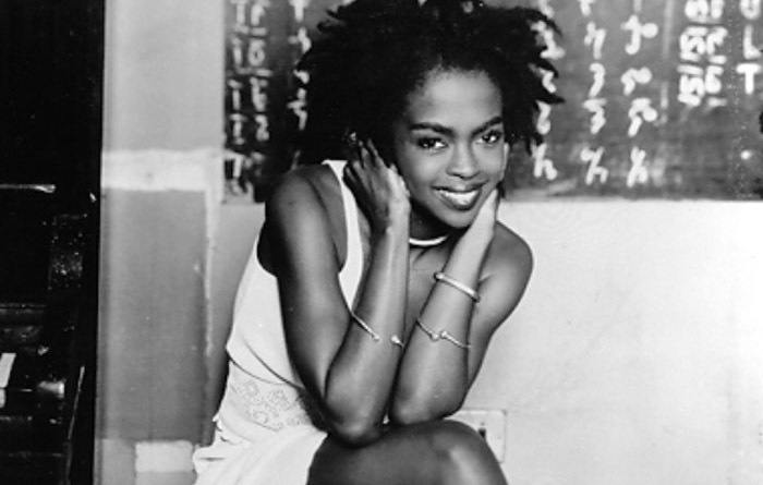 Nude lauryn hill Another Day